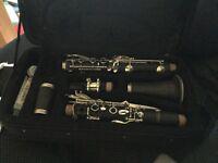 Elkhart clarinet