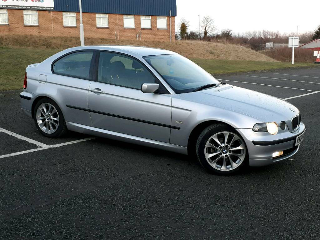 bmw 316 ti compact in dunfermline fife gumtree. Black Bedroom Furniture Sets. Home Design Ideas