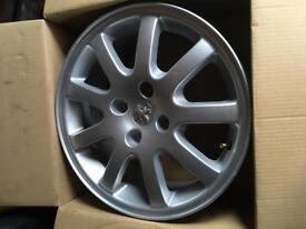 "Peugeot 206 16"" nimrod alloy wheel"