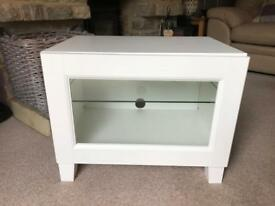 Ikea TV unit, white