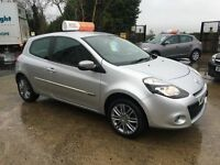 Late 2012 Renault Clio 1.2 Dynamique Tom Tom **One Lady Owner** (corsa,polo,fiesta,207)