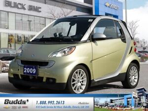 2009 Smart Fortwo Passion AS IS   GREAT BUY