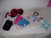 Mix baby items