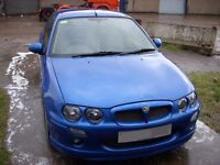 MG ZR turbo 1.8 16v Turbo k series