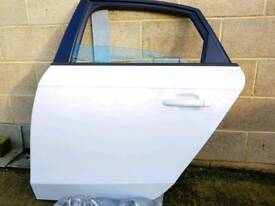Audi A4 B8 SALOON passenger rear left side door