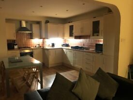 Lovely Three bedroomed, spacious, unfurnished two storey maisonette with garden