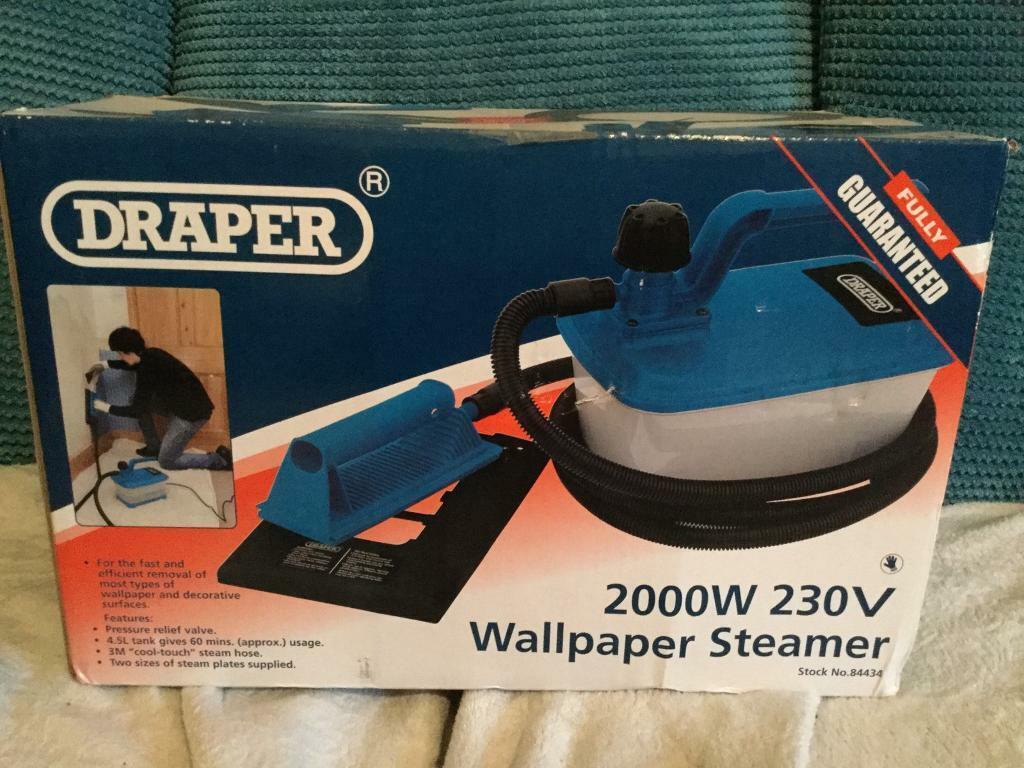 WALLPAPER STRIPPER, BRAND NEW DRAPER 2000W WALLPAPER ...