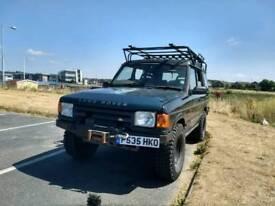 Land rover discovery 300 tdi long mot