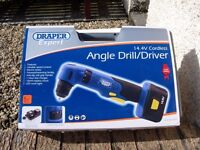 Draper Expert Angle Drill/driver 14.4V Cordless