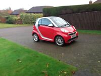 Smart, FORTWO COUPE, Coupe, 2013, Semi-Auto, 999 (cc), 2 doors