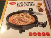 BRAND NEW - Multi Function Electric Cooker