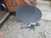 Tv Satelite dish