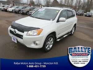 2012 Toyota RAV4 Limited, V-6, Leather, Sunroof, Warranty