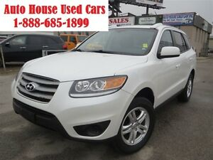 2012 Hyundai Santa Fe GL,6 Speed
