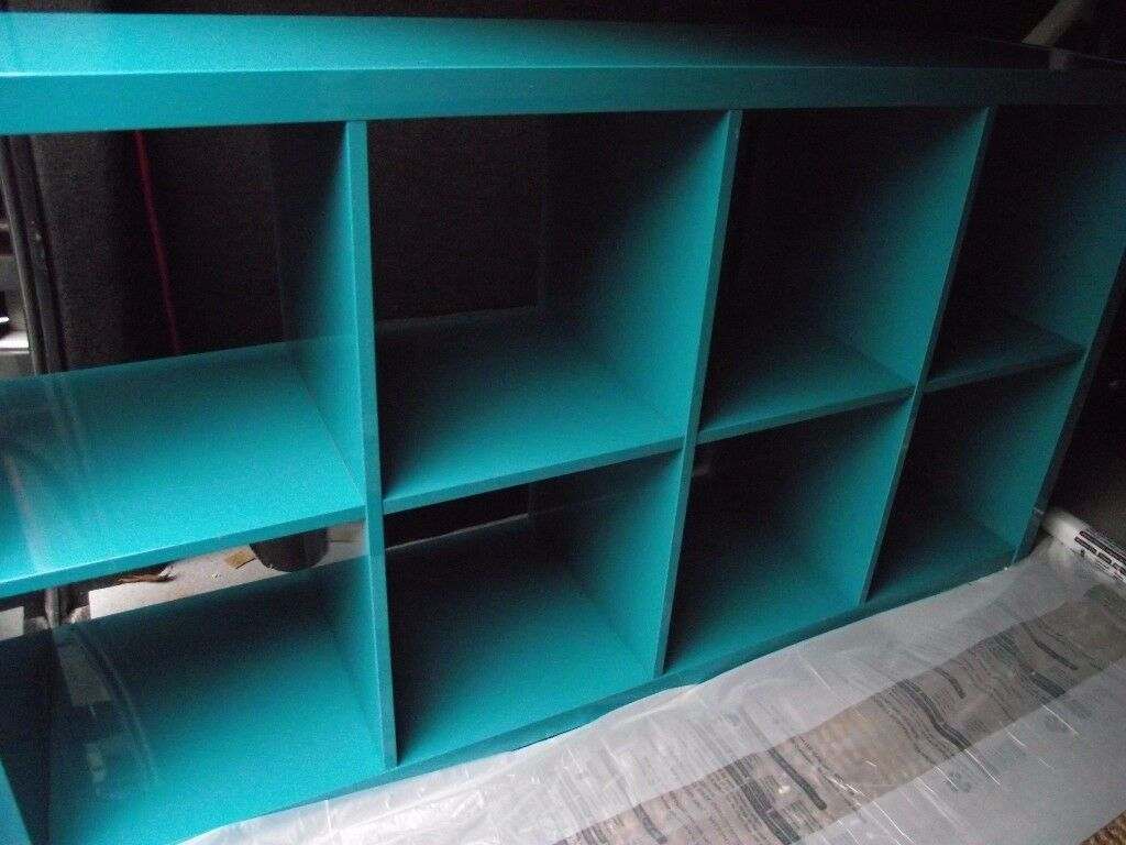 Ikea Cube storage unit.