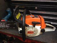 Stihl 024AV Chainsaw