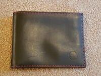 Dark Brown Men's Wallet, Brand New & Unused - £10