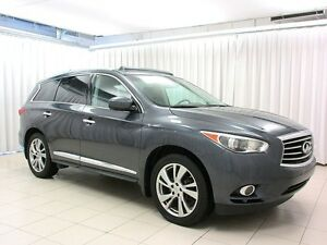 2013 Infiniti JX35 SUV 7PASS W/ DELUXE TOURING TECHNOLOGY INCLUD