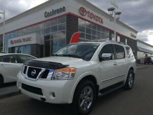 2014 Nissan Armada -  PURCHASE BY 5PM NOV 18 AND WE'LL PAY GST