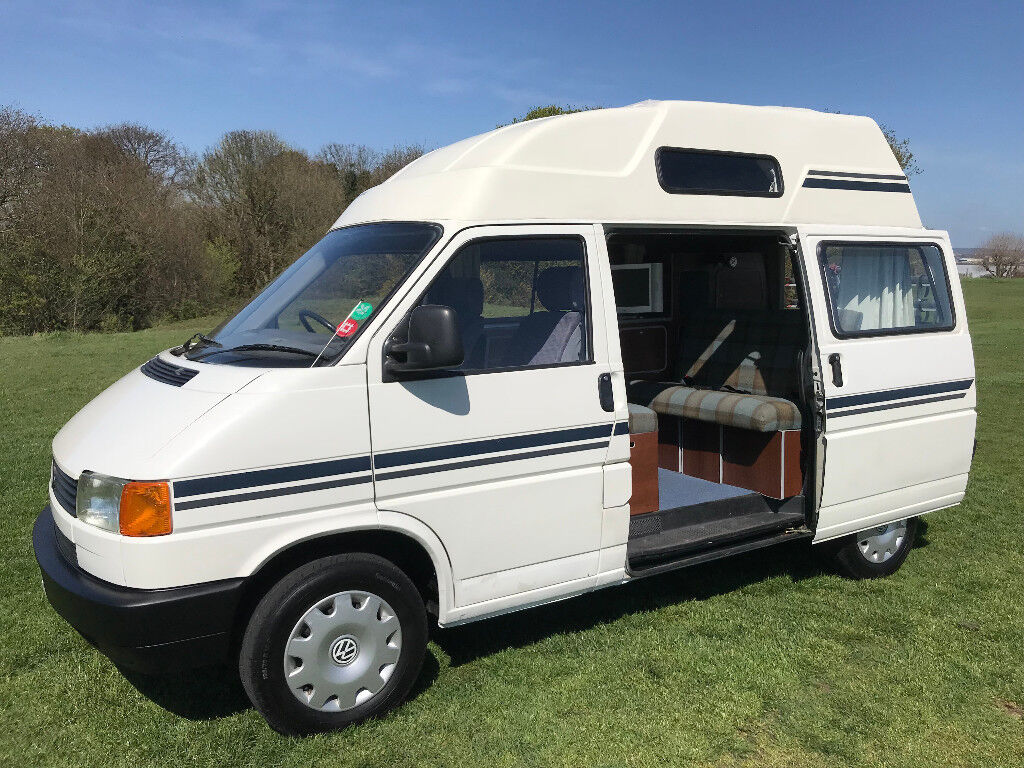 new mot automatic volkswagen transporter campervan 4 berth. Black Bedroom Furniture Sets. Home Design Ideas