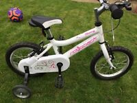 Excellent condition Girls Ridgeback Honey bike