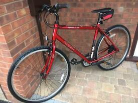 Apollo CX10 Hybrid 'Commuter' bicycle