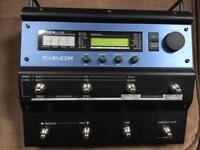 TC Helicon VoiceLive Vocal harmony/ effects pedal
