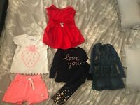 Girls 3-4 years clothes bundle