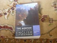 Norton Anthology of English Literature Romantic Period (Volume D)