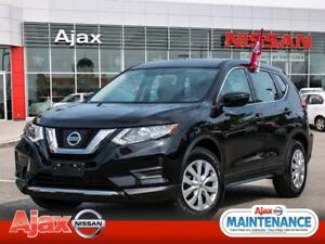 2017 Nissan Rogue S*FWD*2265 kms