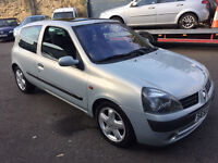 renault clio dynamique dci 80! 1.5 diesel 52-plate! 12mths mot! 134,000 miles! new clutch fitted!!!