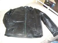 Men's Italian Leather Jacket