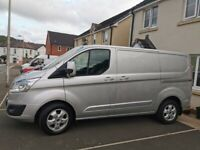 Ford, TRANSIT CUSTOM Campervan Conversion with Drive Away Awning