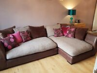 corner sofa Dfs, great condition,smoke and pet free home