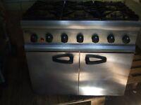 pizza oven, lincat cooker comercial , donut machine