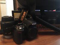 Nikon D3100 *Excellent Condition*