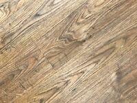 Quickstep rustic oak laminate flooring 12-15 sqm