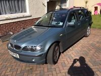 BMW 316i SE Touring (Estate) 2003 1800cc