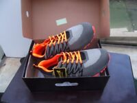 STYLISH SAFETY TRAINERS STEEL TOE CAPS SIZE 10 BRAND NEW IN BOX
