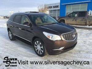 Brand New 2017 Buick Enclave AWD - Premium Top Trim Level