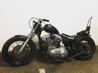 Harley Sportster 883 bobber chopper custom