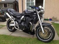 FOR SALE SUZUKI BANDIT 1200 MK1.