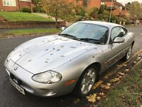 Jaguar XK8 Coupe 3996cc Petrol Automatic 2 door Coupe W Reg 11/07/2000 Silver