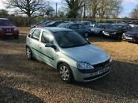 2001 Vauxhall Corsa SXI 1.2 5dr Hatchback 4 Months MOT Low Milage