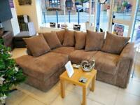 Brand New Corner Sofa - The Rhode Island