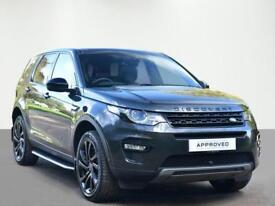 Land Rover Discovery Sport SD4 HSE BLACK (grey) 2017-09-07
