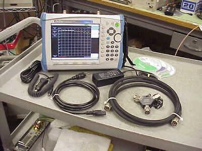 Anritsu Mt8221b Bts Master 2 Port Cable And Antenna Analyzer Many Options