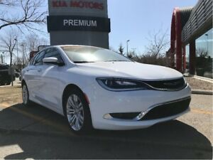 2016 Chrysler 200 LOCAL CAR