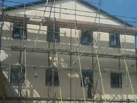 K rend, all types of plastering