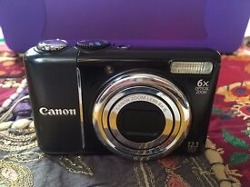 Canon PowerShot A2100 IS 12.1 MP Digital Camera